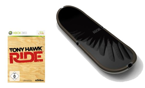 Activision Inc. Tony Hawk: RIDE (inkl. Skateboard Controller)