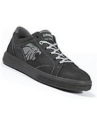 U-Power SN20014-44 King Chaussures de sécurité S3 SRC Taille 44 Noir/Gris