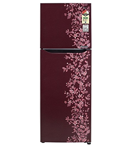 LG 255 L 3 Star Frost-Free Double Door Refrigerator (GL-B282SSPM,...