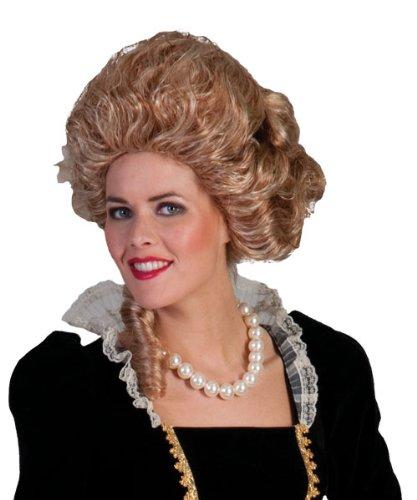 Kostüm Madame Kristina Damen Größe 44/46 Rokoko Barock Gräfin Kleid gold bronze Renaissance Adel...