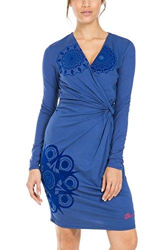 desigual-vest-celia-vestito-da-donna-blu-blau-navy-small
