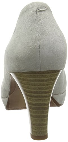 GERRY WEBERKatja 01 - Scarpe con Tacco Donna Grigio (linen 203)