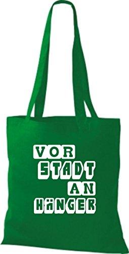 Shirtstown leur die perfekte spielaufstellung» vorstadt en plusieurs couleurs Vert - kelly
