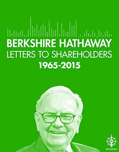 Berkshire Hathaway Letters to Shareholders, 2015 by [Buffett, Warren]