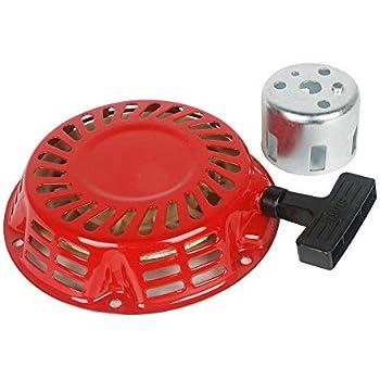 Generic 5.5HP 6.5HP Recoil Pull Starter Fits For Honda GX120 GX160 GX168 GX200 Generator