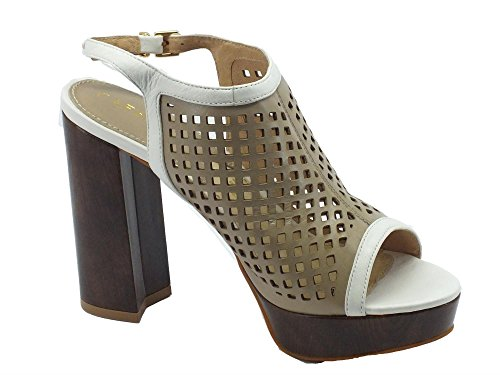 Cafènoir - Md, Zapatillas Mujer Tortora