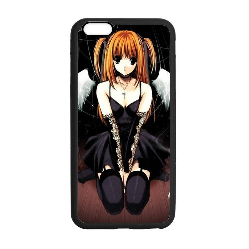 iPhone 6Plus Coque, Screen Protector pour iPhone 6Plus Coque, Death Note Anime Designs iPhone 6Plus, iPhone 6Plus 5.5Coque de protection Case