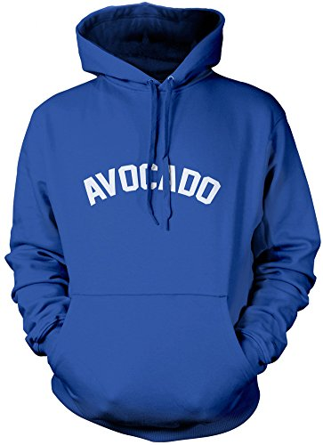 avocado-superfood-unisex-con-cappuccio-blue-12-13-anni