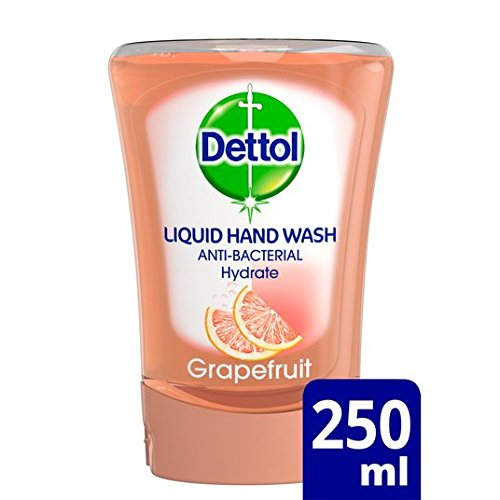 Dettol No Touch Soap Refill Pink Grapefruit 250ml