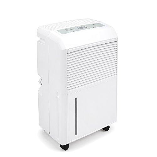 TROTEC Komfort Luftentfeuchter TTK 90 E (max.30 L/Tag), geeignet für Räume bis 230 m³ / 90 m²