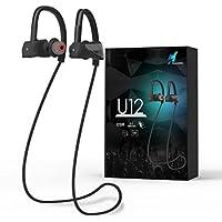 Nasudake U12 Audífonos Inalámbricos Bluetooth. In-ear Sport. Set de audífonos dsonido stereo
