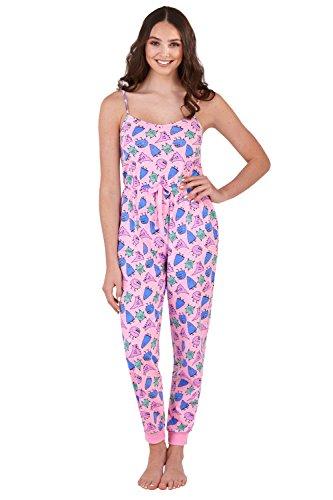 Loungeable Womens Nightwear Pyjama Sets Or All in Ones
