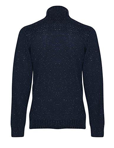 Blend Herren Pullover Blau