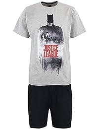 DC Comic Ensemble De Pyjamas - Justice League - Homme