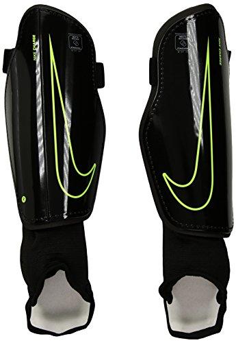 Nike Charge 2.0Knöchelbandage Unisex, Mehrfarbig (Black/Black/(Volt)), Gr. XL