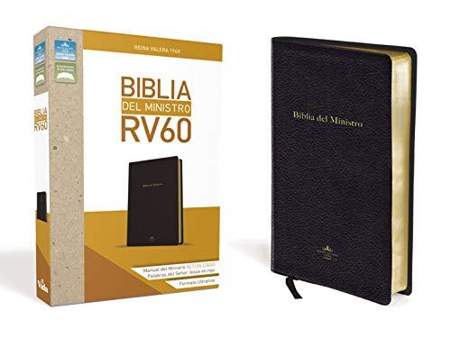 Biblia del Ministro Rvr 1960 (1960 Biblia Rvr)
