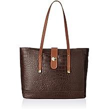 Hidesign ECOM Exclusive Women's Tote Bag (Brown)