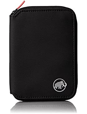 Mammut Zip Cartera, Unisex Adultos, Negro (Black)