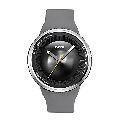 odm-focus-camera-ae-1-quarzo-acciaio-inox-ip-nero-grigio-silicone-orologio-unisex