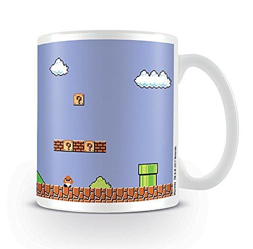 Taza Nintendo Super Mario Bros. - Retro 8 Bit