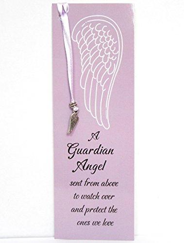 Guardian Outlet (Guardian Engel Flügel Lesezeichen Schützen die wir Love lila Band)
