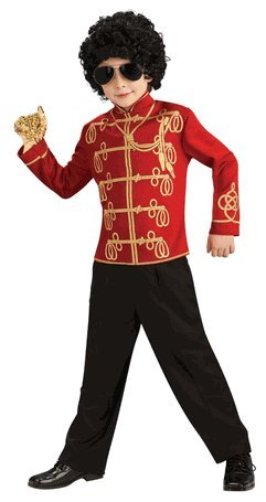 on Beat It für Kind (Michael Jackson Beat It Kostüm)