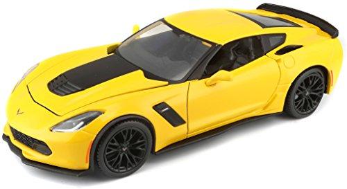 BBURAGO MAISTO FRANCE M31133 Véhicule Chevrolet Corvette Z06 Echelle 1/24 0090159311331