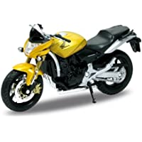 2007 Honda Hornet [Welly 12830], Amarillo, 1:18 Die Cast