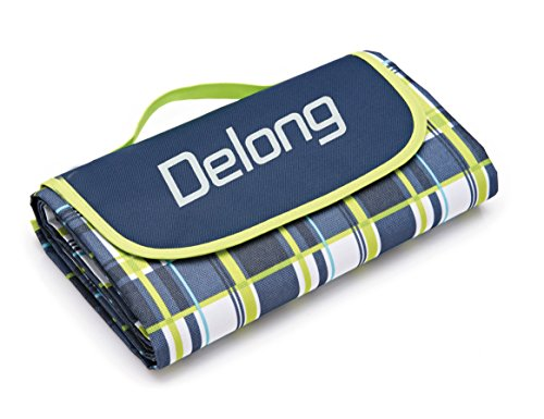 delong-extra-large-picnic-blanket-with-tote-waterproof-pb-02-78x57-inch