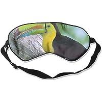 Toucan 99% Eyeshade Blinders Sleeping Eye Patch Eye Mask Blindfold For Travel Insomnia Meditation preisvergleich bei billige-tabletten.eu