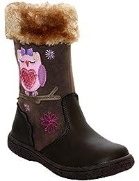 A&H Footwear - Botas de nieve niña chica