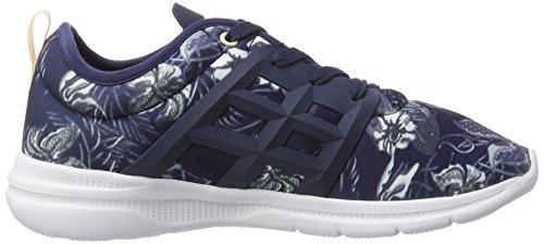 Fila Base Powerbolt 2 Low Wmn, Sneaker Donna Violett (CROWN Blue)