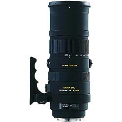 Sigma Objectif 150-500 mm F5-6,3 DG APO OS HSM - Monture Canon