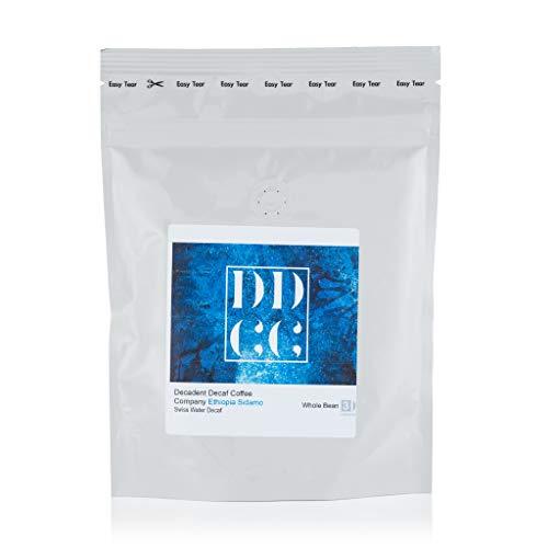 Koffeinfreier Sidamo-Kaffee aus Äthiopien, mittels Schweizer-Wasser-Prozess entkoffeiniert,...
