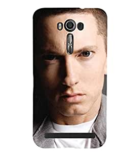 PRINTSHOPPII PERSONALITIES Back Case Cover for Asus Zenfone 2 Laser ZE550KL::Asus Zenfone 2 Laser ZE550KL (5.5 Inches)