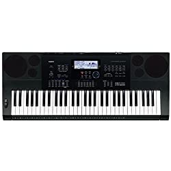 Casio CTK-6200 piano digital - Teclado electrónico (94,8 cm, 38,4 cm, 12,2 cm, LCD) Negro