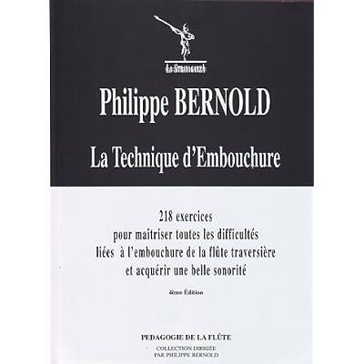 Read Pdf La Stravaganza Bernold Philippe La Technique D Embouchure Flute Methode Et Pedagogie Bois Flute Online Giorgirifon
