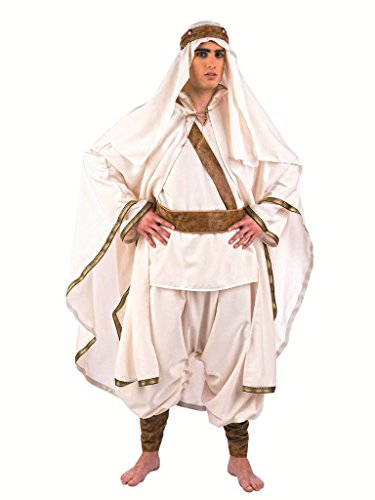 Limit Lawrence von Arabien-Kostüm, 2X (Kostüm Lawrence Von Arabien)