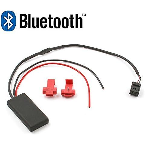 BMW E46E39Business Professional CD Radio Bluetooth Stream adaptador de audio Interface