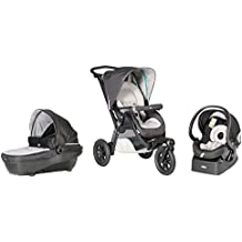 Chicco 07079270470000 Trio-System Activ3 Top Kit Car mit Babyschale AutoFix Fast