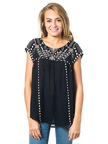 Rip Curl Femme labritja T-shirt Black