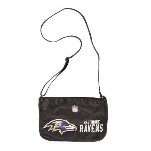 nfl-jersey-mini-purse-baltimore-ravens-taglia-unica