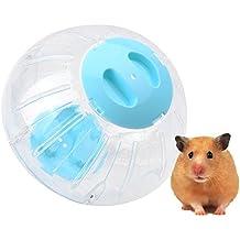 Pelota de ejercicio grande y cómoda para correr, para mascotas, hámster, rata,