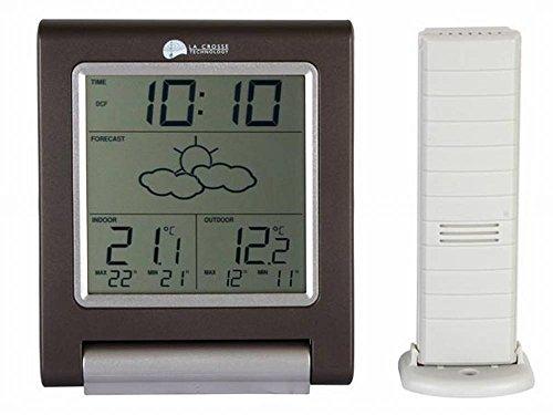 La Crosse Technology 406067 Funk-Wetterstation WS9135 DCF IT+, 358 g