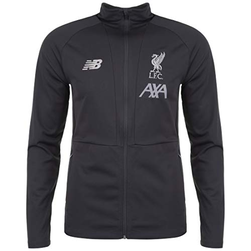 New Balance FC Liverpool Travel Knitted Trainingsjacke Herren anthrazit, M -