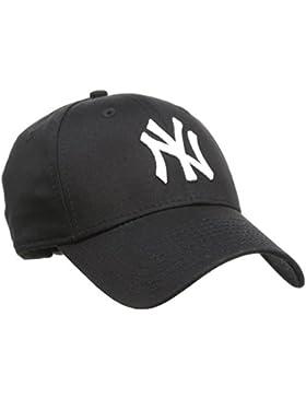 New Era - MLB Basic NY Yankees 9Forty Adjustable, Baseball beretto da uomo