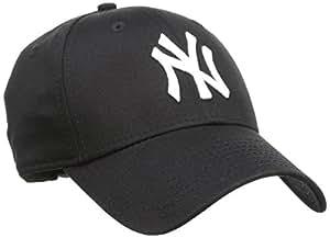 New Era 10531941 - Casquette de Baseball - Homme - Noir (Black) - Taille unique (Taille fabricant: Taille unique)