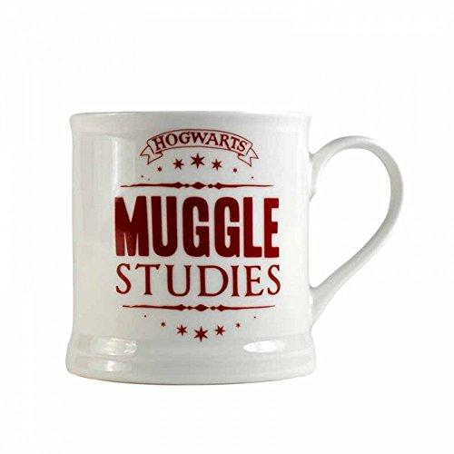Harry Potter Taza con forma vintage de Quidditch études 15