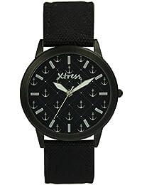 XTRESS Reloj Analógico para Hombre de Cuarzo con Correa en Nailon XNA1035-31