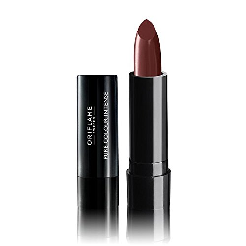 ORIFLAME Pure Colour Intense Lipstick - Dark Burgundy 2.5g